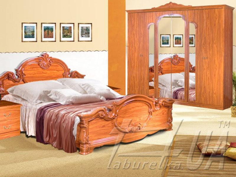 """Спальний гарнітур """"Барокко"""""""