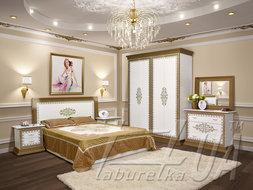 """Спальний гарнітур """"Софія Люкс"""" 4Д"""