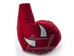"""Кресло - мешок """"Красный человек Паук"""""""
