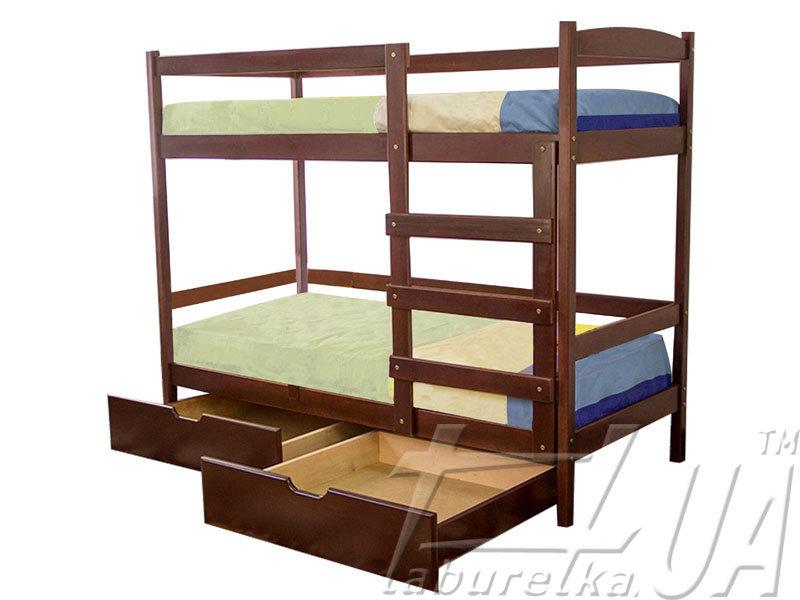 """Кровать двухъярусная """"Мира"""""""