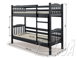 "Двоярусне ліжко ""Бай-бай"""