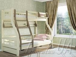 """Двоярусне ліжко """"Світлана"""""""