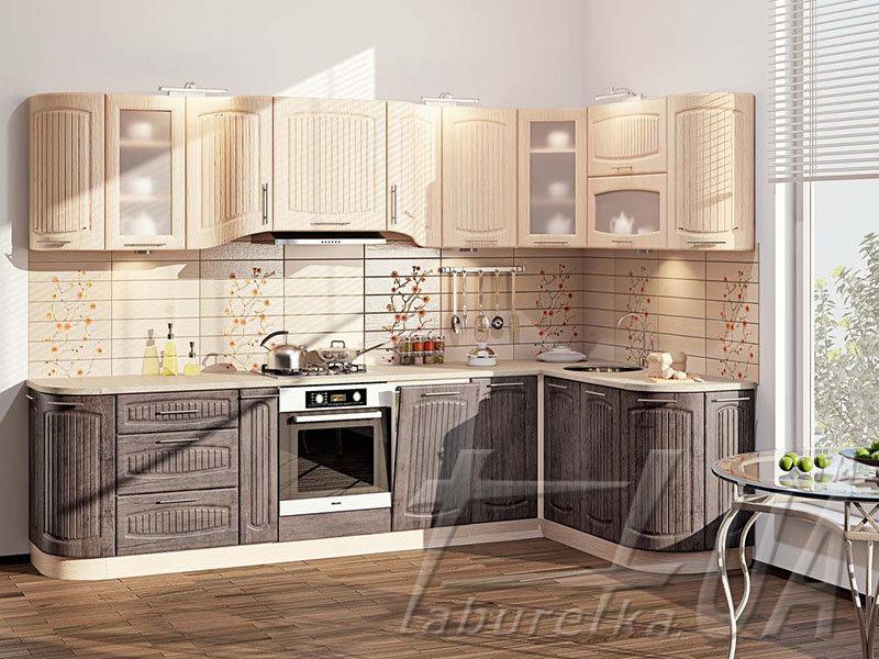 "Кухня ""Сопрано"" КХ-280 (3,15 м х 1,7 м)"