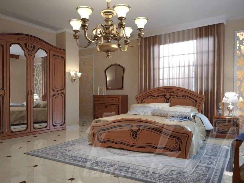 """Ліжко """"Альба"""""""