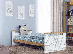 """Ліжко дитяче """"Ведмежатко"""""""