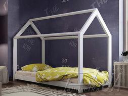"""Ліжко """"Віккі"""" (Будинок)"""