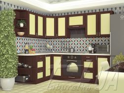 Кухня Квадро комби