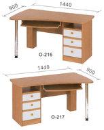 Комп'ютерний стіл О-216(217)