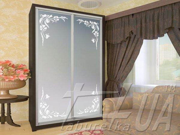 Двери с худ. матированием для шкафов купе (РАСПРОДАЖА)