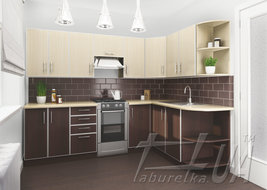 "Кухня ""Валерия AL007"""