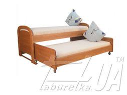 """Дитяче ліжко """"Торіно-3"""""""