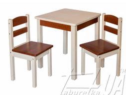 """Детский комплект """"Юниор"""" (стол+2 стула)"""