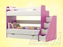 """Кровать двухъярусная """"Принцесса"""""""
