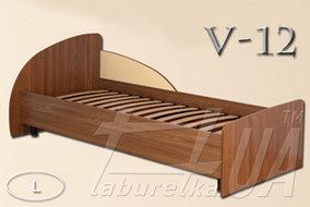 """Кровать """"VALENTINA"""" (V12, V14, V16)"""