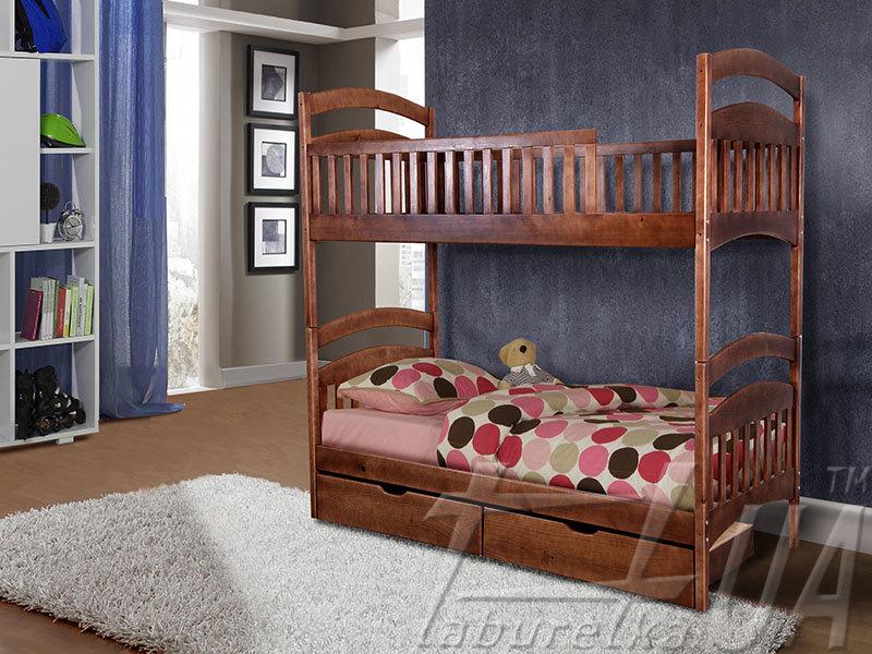 """Ліжко двоярусне """"Кіра"""""""