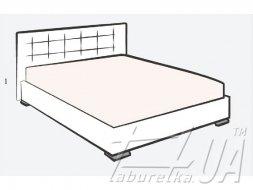 """Кровать """"Лугано"""""""
