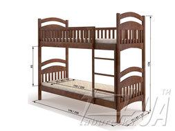 "Двухъярусная кровать ""Жасмин"""