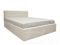 """Ліжко """"Джустіна"""" з підйомним механізмом"""