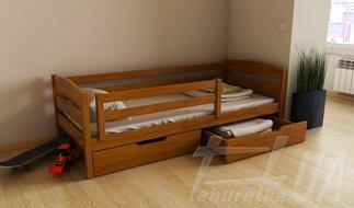 """Ліжко односпальне """"Хюго"""""""