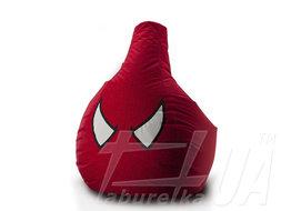 """Крісло - мішок """"Червона людина Павук"""""""