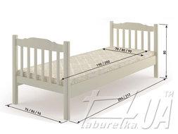 """Ліжко """"Каріна"""""""