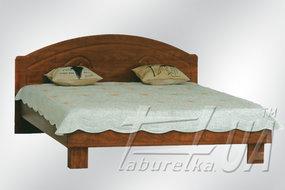Кровать 2-х спальная  Комфорт К-120