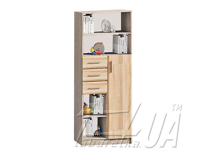 Шкаф книжный Ф-4856