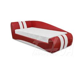 """Ліжко """"Драйв"""" 90*200 з матрацом типу ламель та пружинним механізмом  /категорія 4/ з наявності"""
