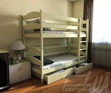 """Двухъярусная кровать """"Лакки"""""""