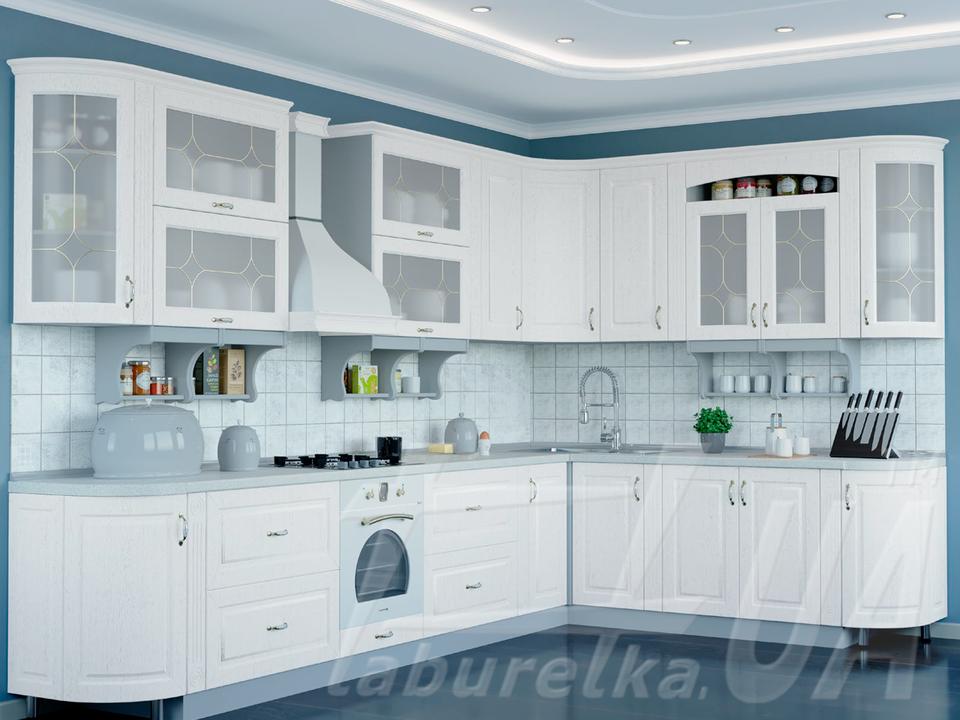 """Кухня """"PRESTIGE"""" Royal білий"""