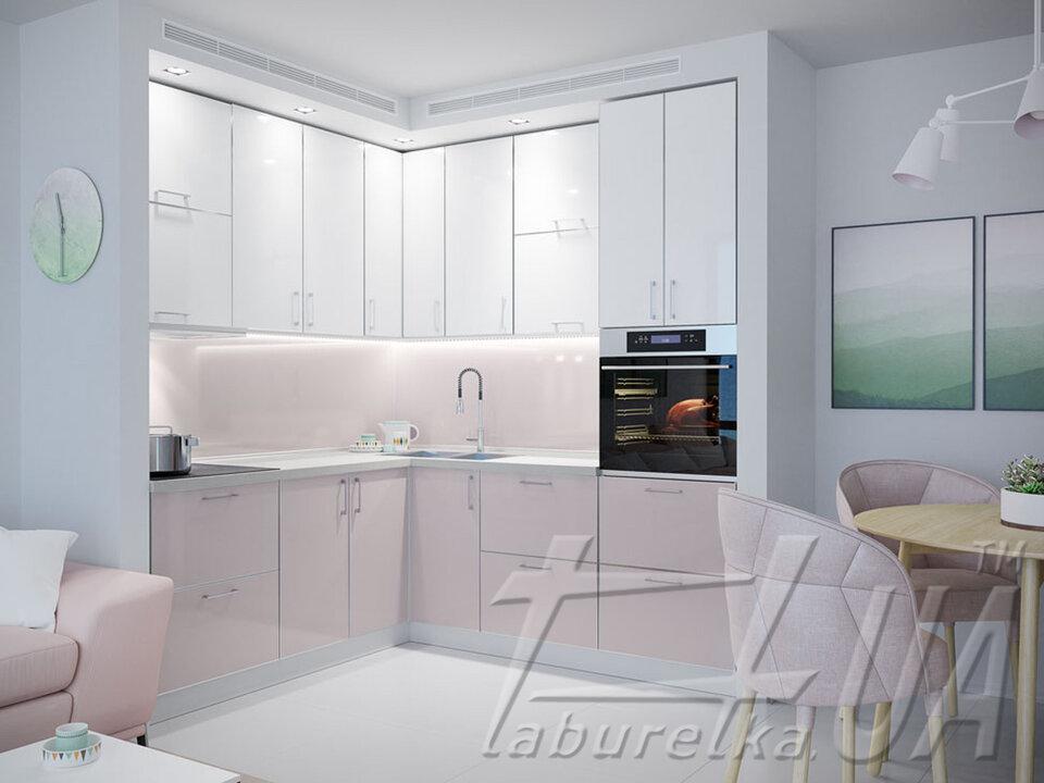 """Встречайте новую альтернативу кухням """"Mirror Gloss"""" - кухню """"M.Gloss"""""""