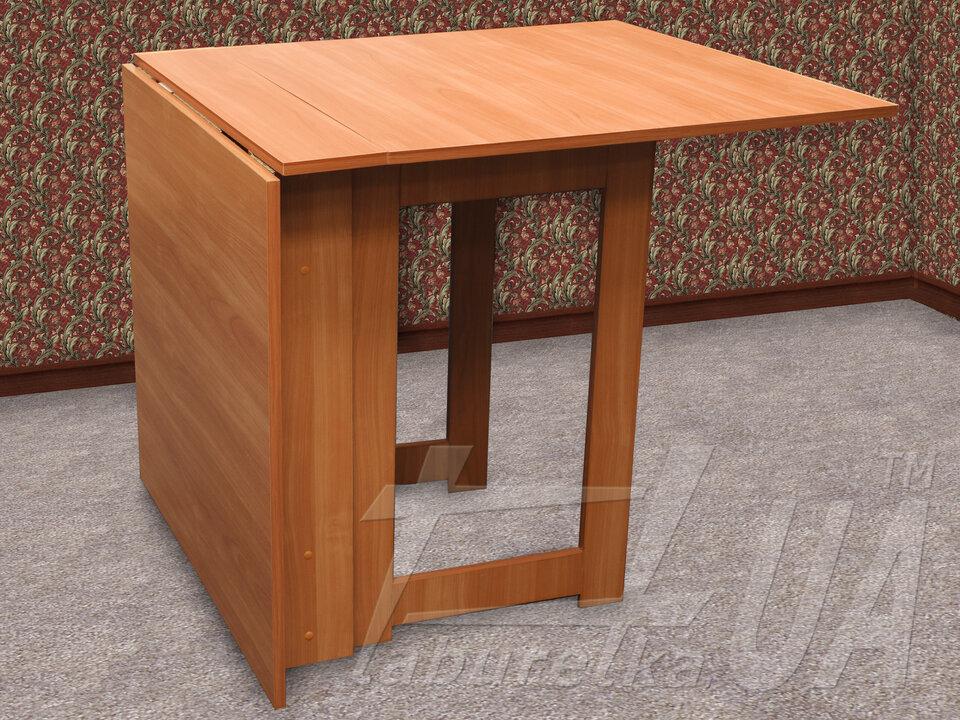 """Стол-книжка """"Лайт"""" цвет вишня VIP Master - Купить недорого в интернет-магазине TABURETKA™"""