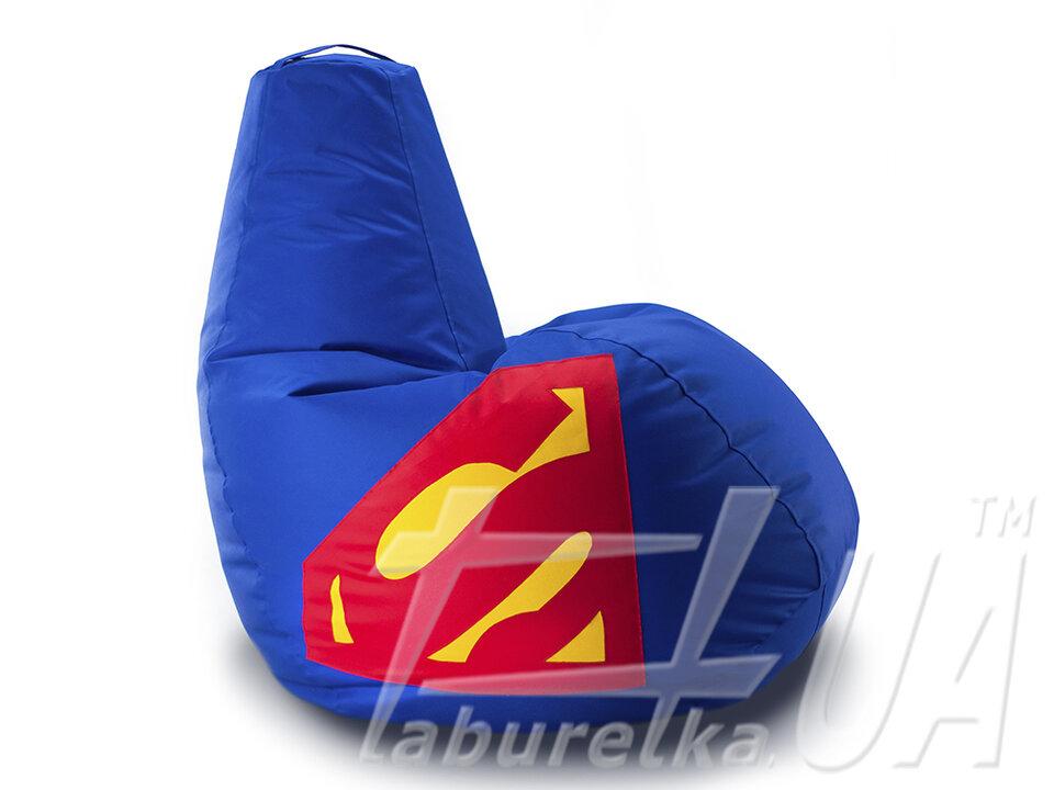 """Крісло - мішок """"Супер мен"""""""