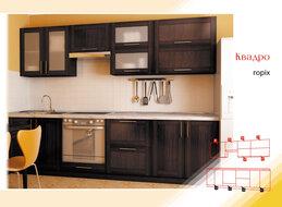 Кухня Квадро однотонна