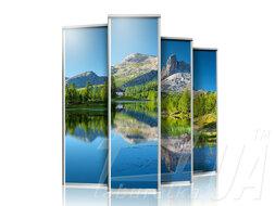 Двери с фотополимером для шкафов купе (РАСПРОДАЖА)