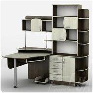 Компьютерный стол Тиса-8