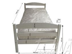 """Кровать """"ЭКО-1"""""""
