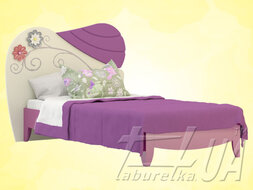 "Ліжко 1С ""Принцеса"""