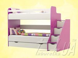 "Ліжко двоярусне ""Принцеса"""