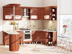 "Кухня ""Сопрано"" КХ-282 (3,0 м х 1,7 м)"