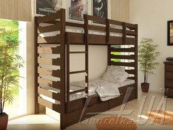"""Двоярусне ліжко """"Троя"""""""