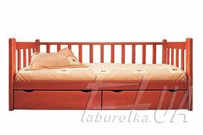 """Детская кровать """"МАЛЯТКО 11"""" (1-яр)"""