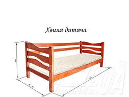 "Ліжко односпальне дитяче ""Волна"""