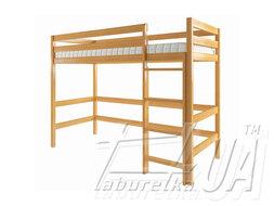 """Двоярусне ліжко - горище """"Еко"""""""
