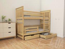 """Двоярусне ліжко підліткове дитяче""""Адель Duo"""""""