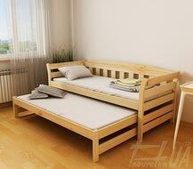 """2-х уровневая кровать """"Тедди Дуо"""""""