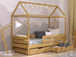 """Ліжко будинок """"Аммі"""""""