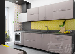 "Кухня ""Мода Люкс"" з матовими фасадами"