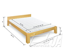 """Кровать """"Комфорт-2"""""""