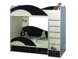 Двоповерхове ліжко